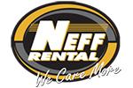 Neff Equipment Rental Logo